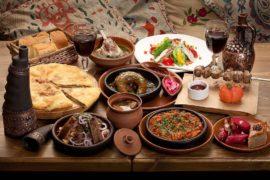 Грузинская кухня – рецепты настоящей Грузии