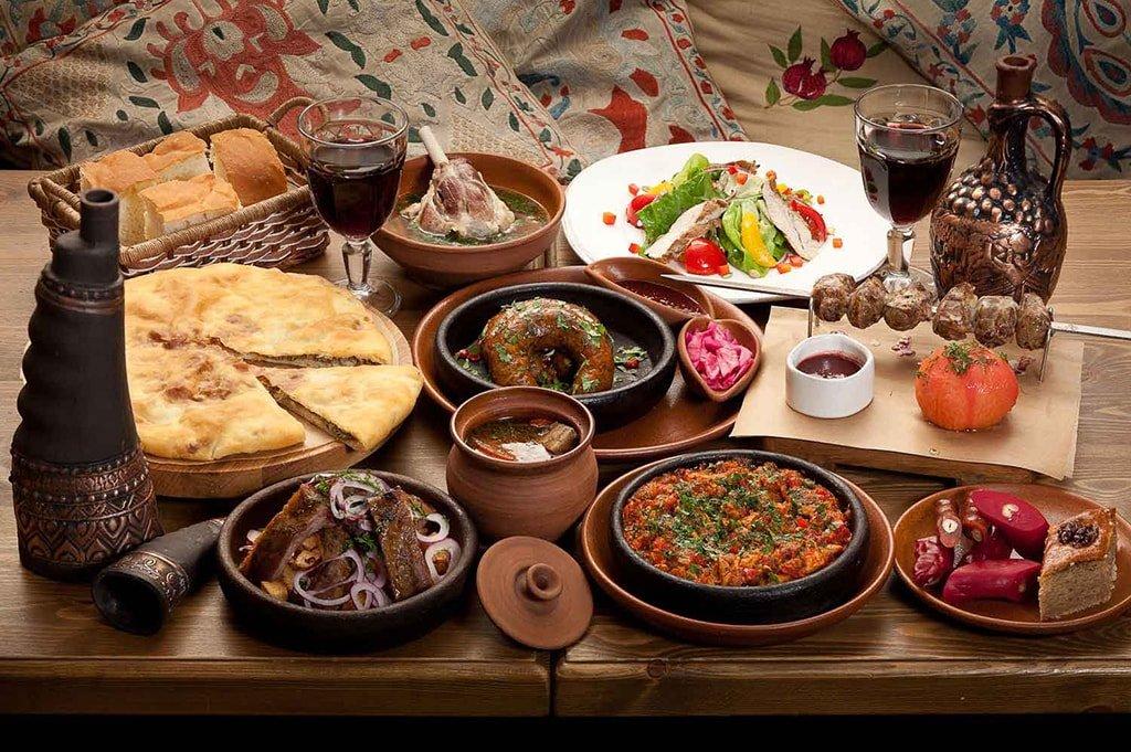 Фото рецепт грузинская кухня