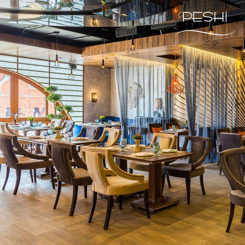 Ресторан Peshi
