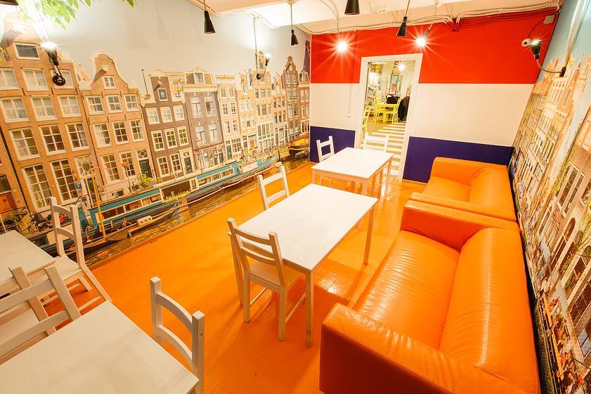 Зал Амстердам