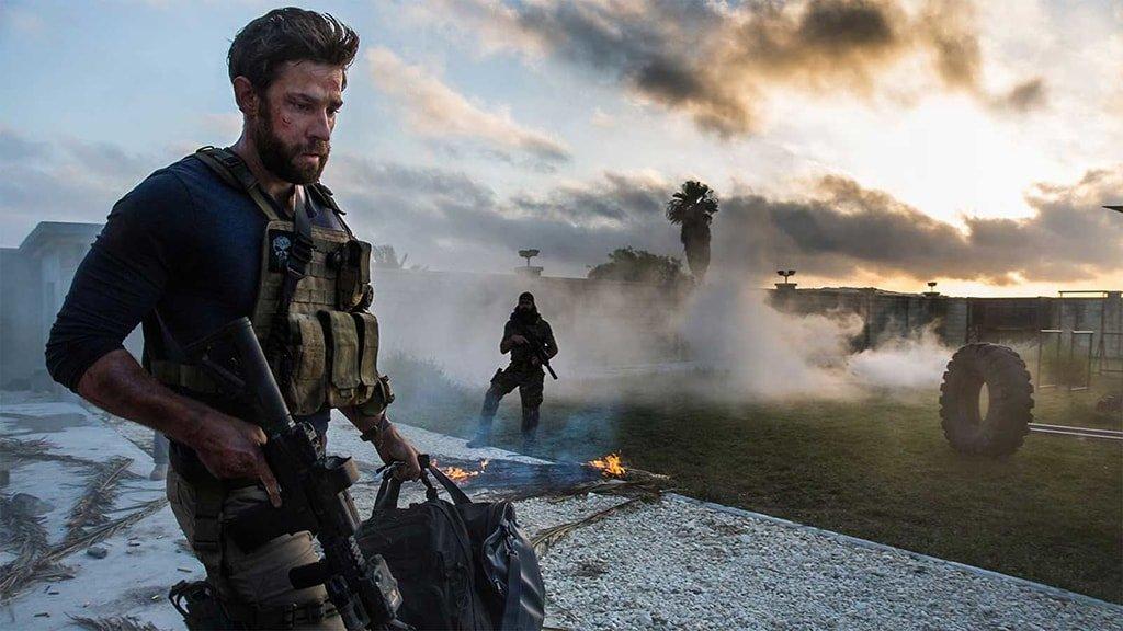 13 часов тайные солдаты Бенгази