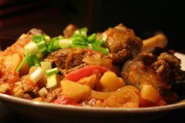 Чанахи, рецепт | Как в грузинском ресторане
