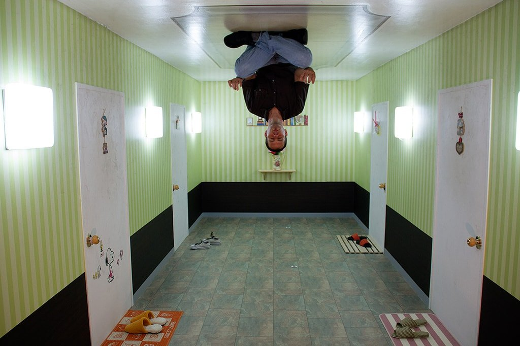 Медитация на потолке