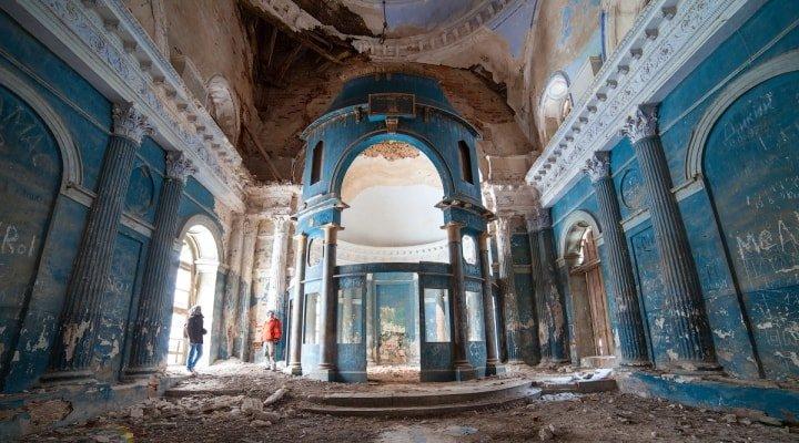 Церковь Чернышевых
