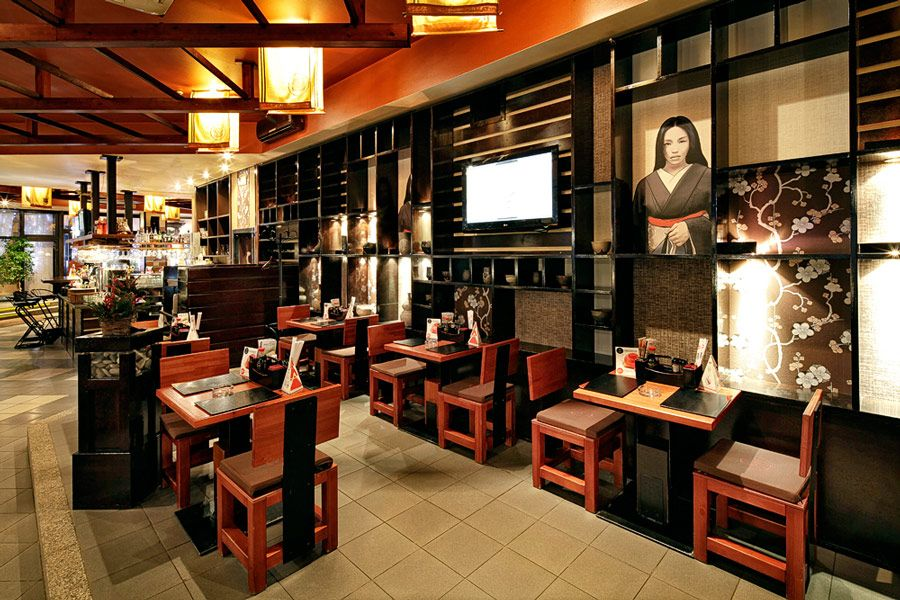 Ресторан Гин-но Таки