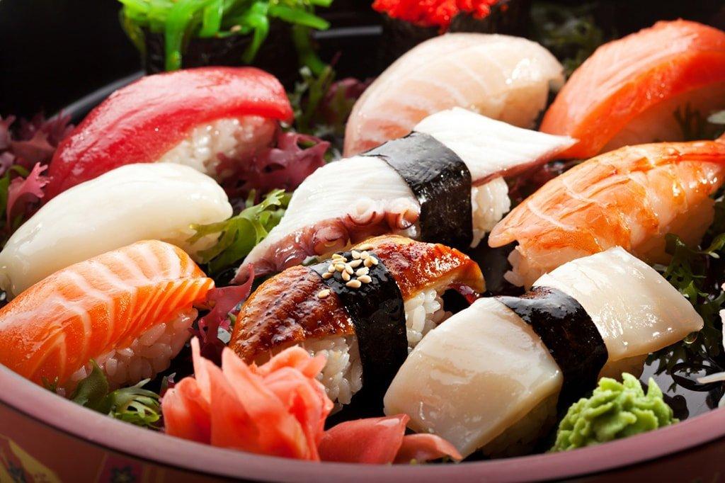 Суши в Две палочки