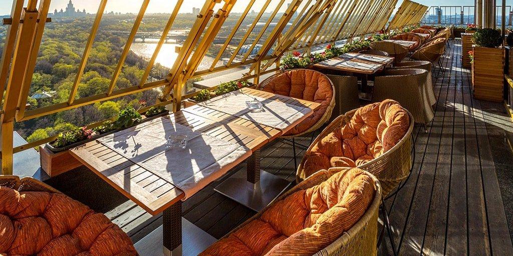 Ресторан «Extra Lounge»