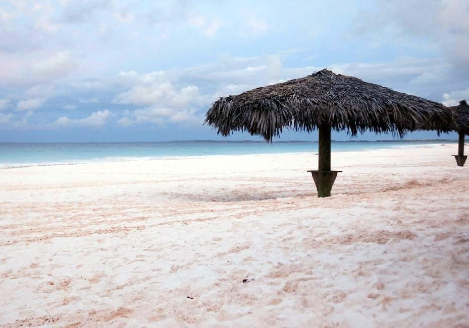 Пляж Пинк-Сэнд-Бич