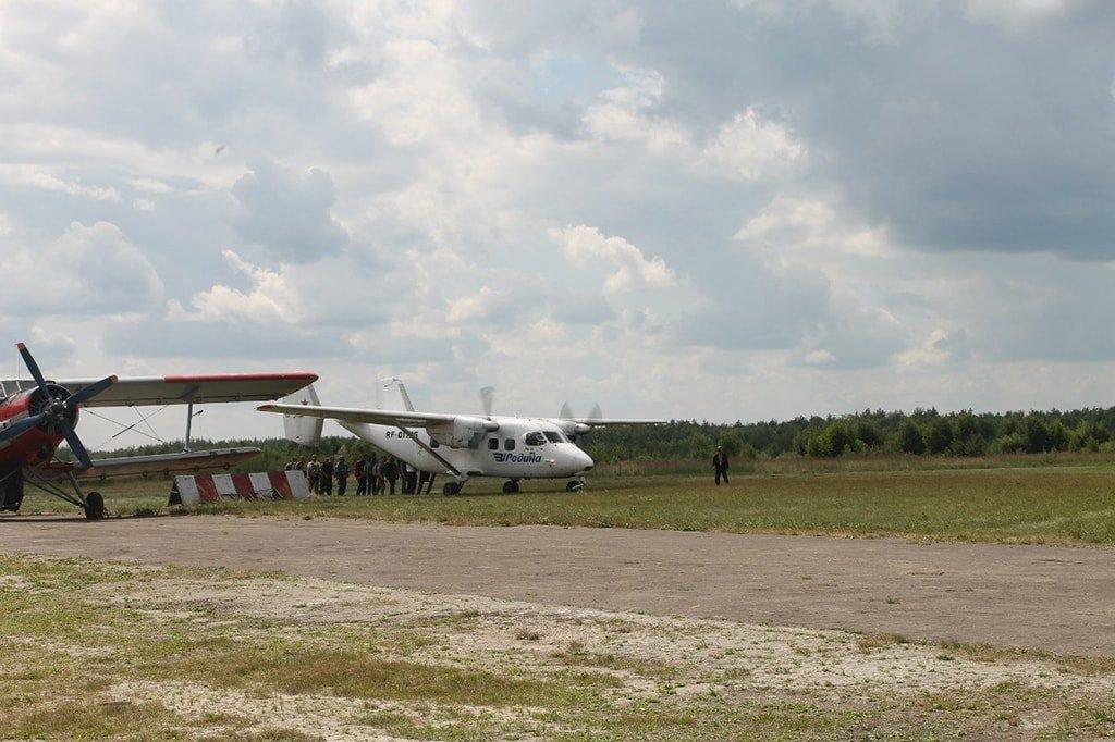 Аэродром Шувое