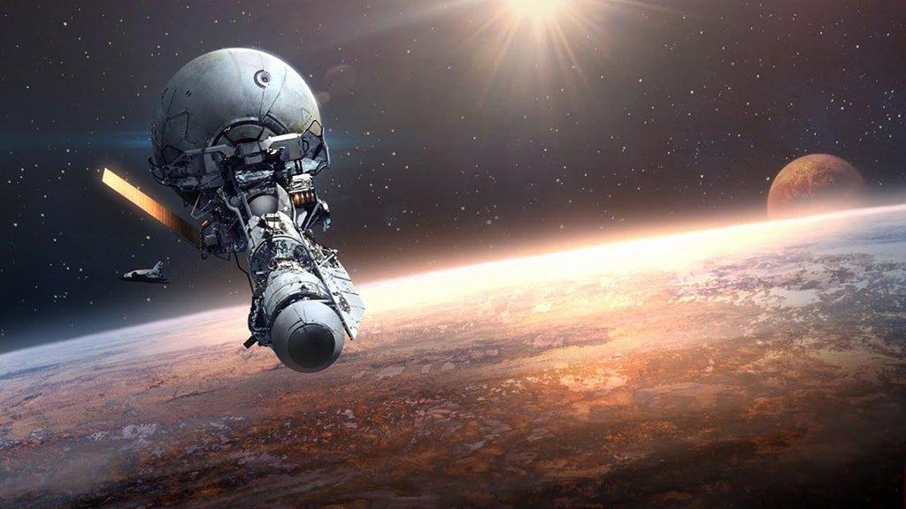 BBC Космическая одиссея. Путешествие по галактике