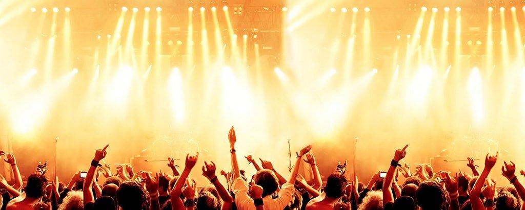 Билеты на концерт или спектакль