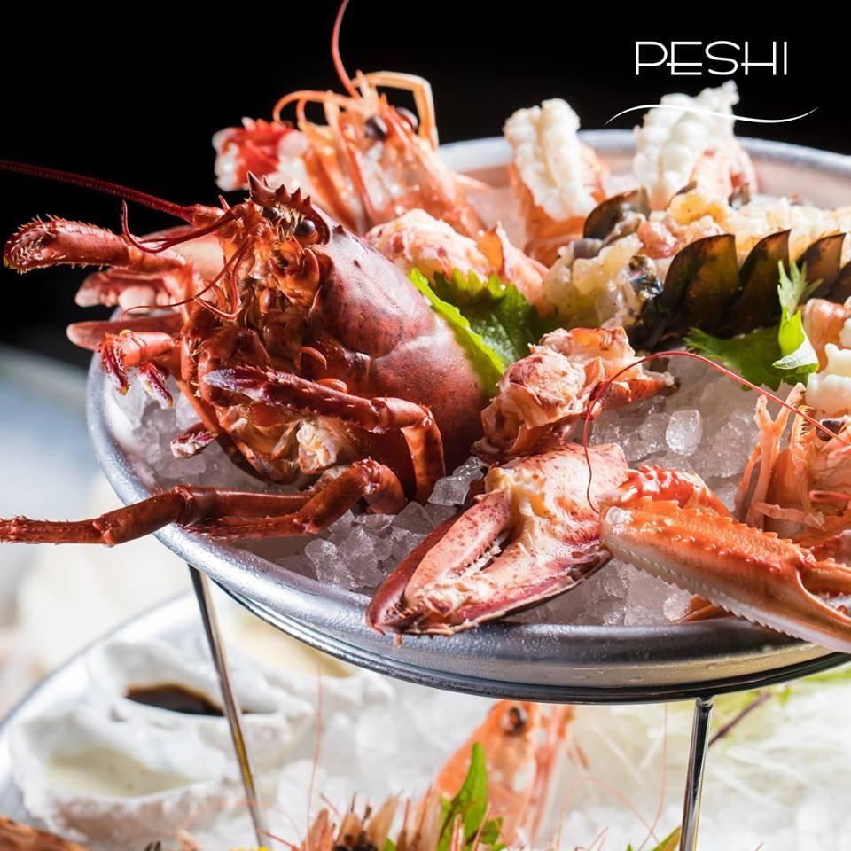Блюдо PESHI