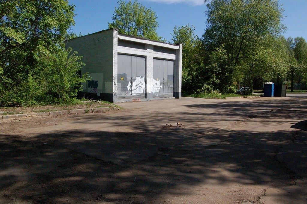 Черное озеро парковка