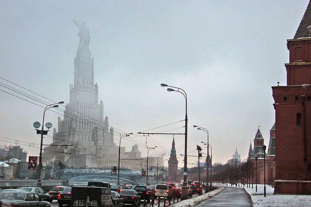 Дворец Советов в Москве – Гигант СССР
