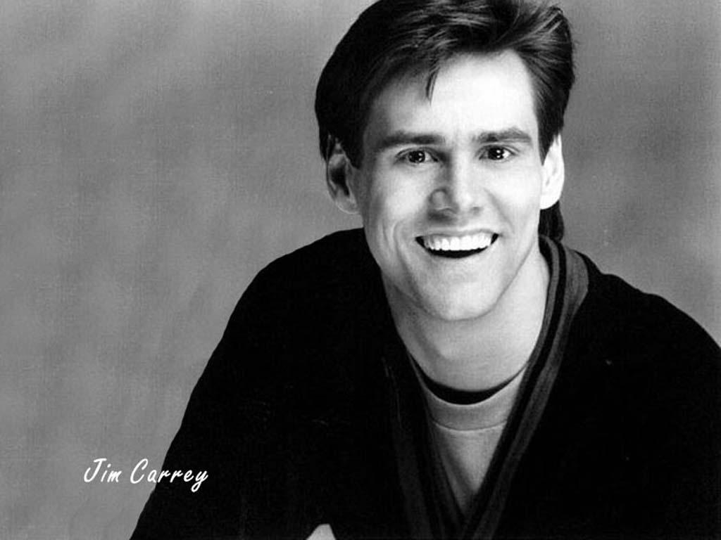 Джим Керри в молодости