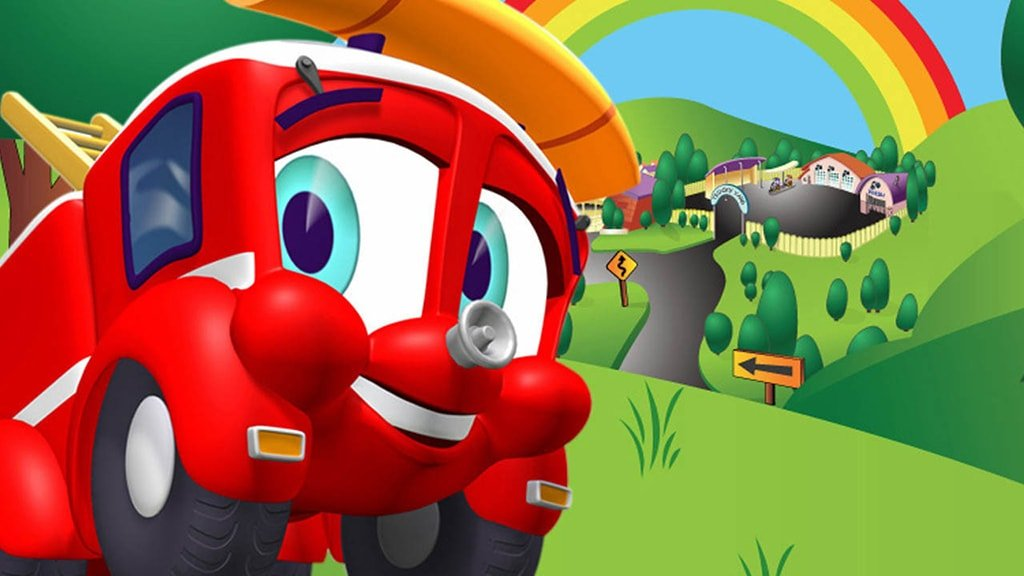 Финли Маленькая пожарная машинка
