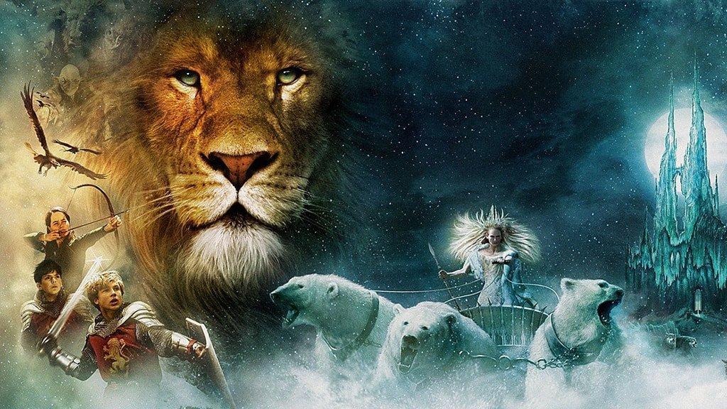 Хроники Нарнии лев, колдунья и волшебный шкаф