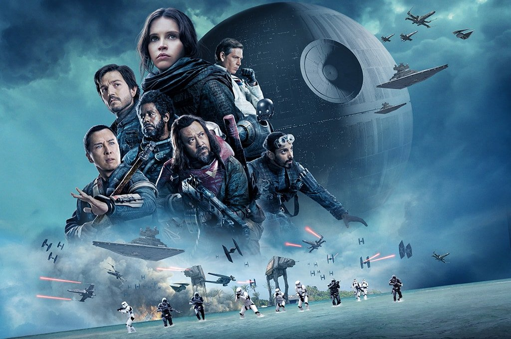 Изгой-один Звёздные войны. Истории