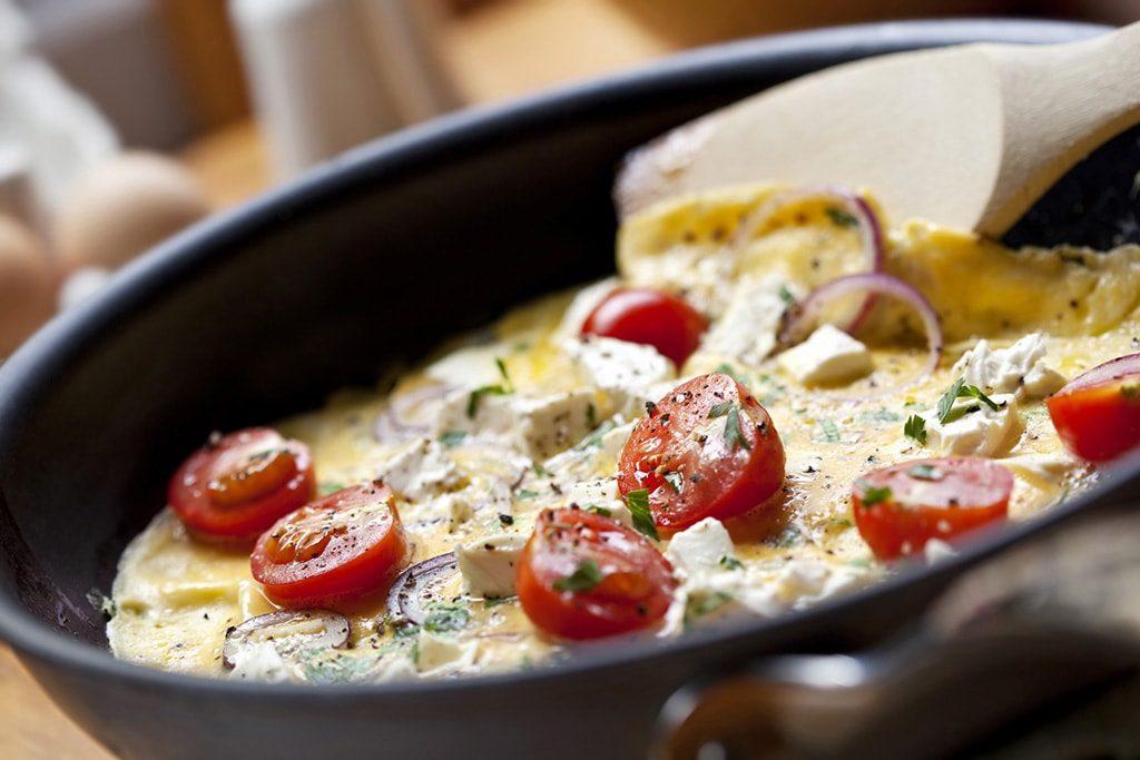 Как приготовить омлет 7 лучших рецептов омлета