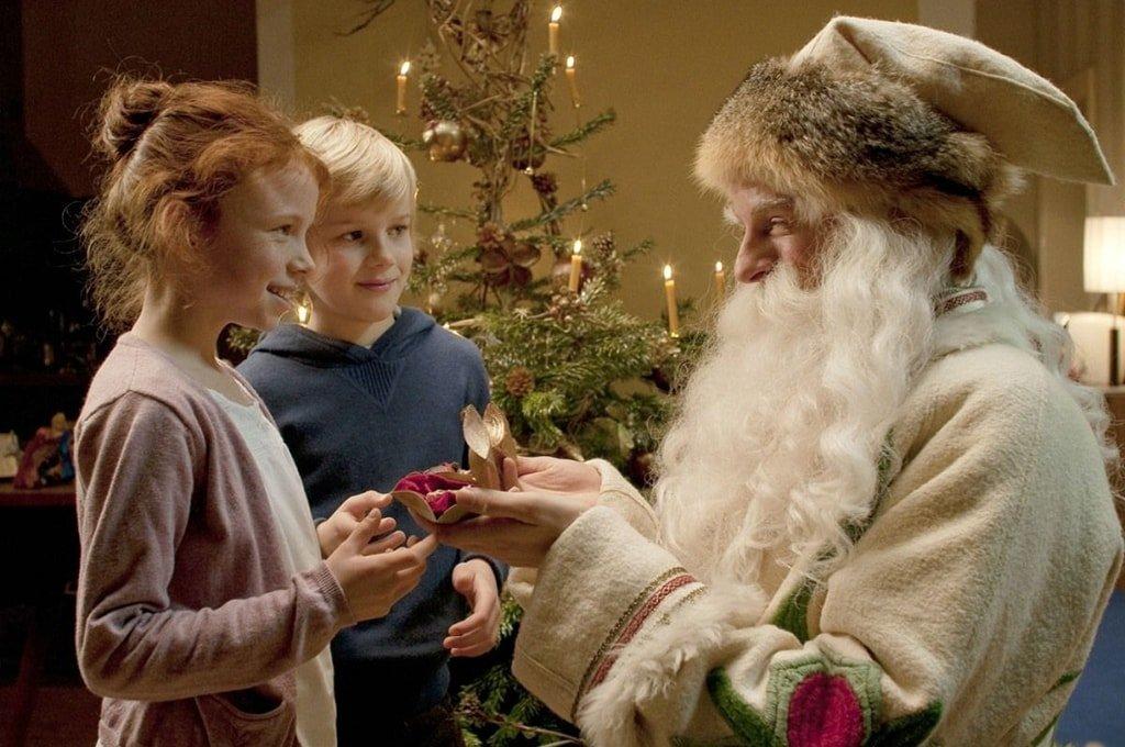 Когда Санта упал на Землю