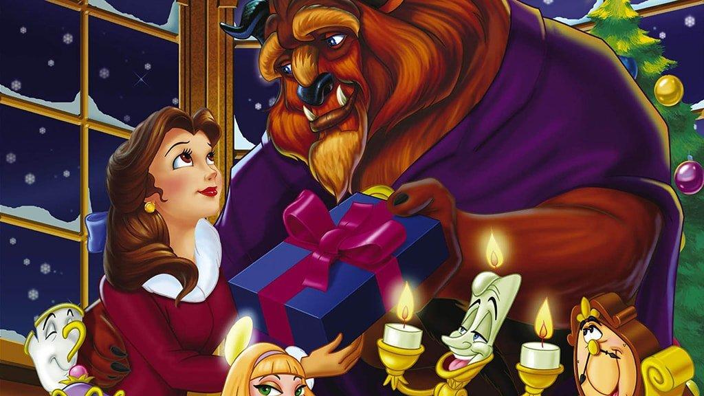 Красавица и Чудовище Чудесное Рождество