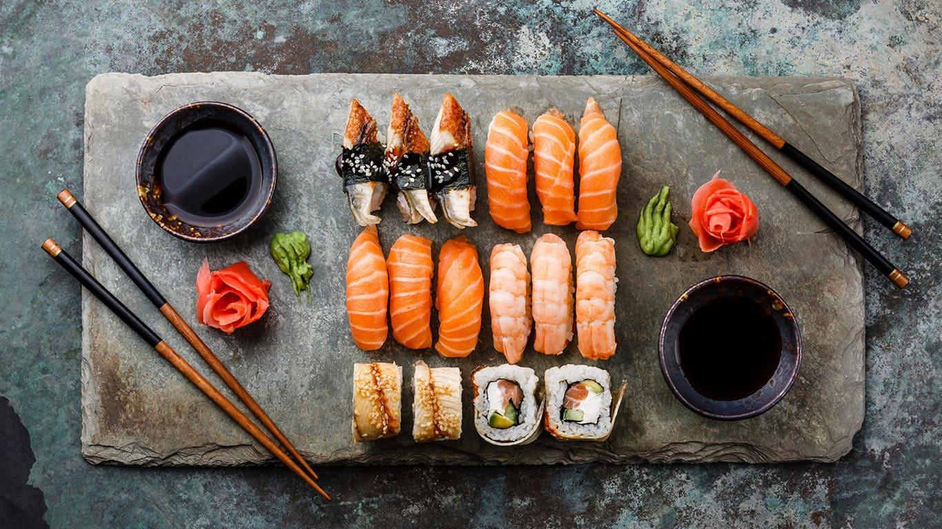 Лучшие суши в Москве – ТОП 5 ресторанов 2018