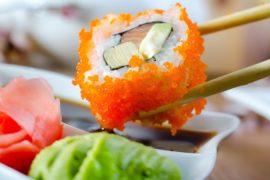 Лучшие суши в Москве – ТОП 5 ресторанов 2017
