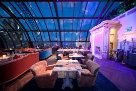 Необычные рестораны Москвы – все на крышу