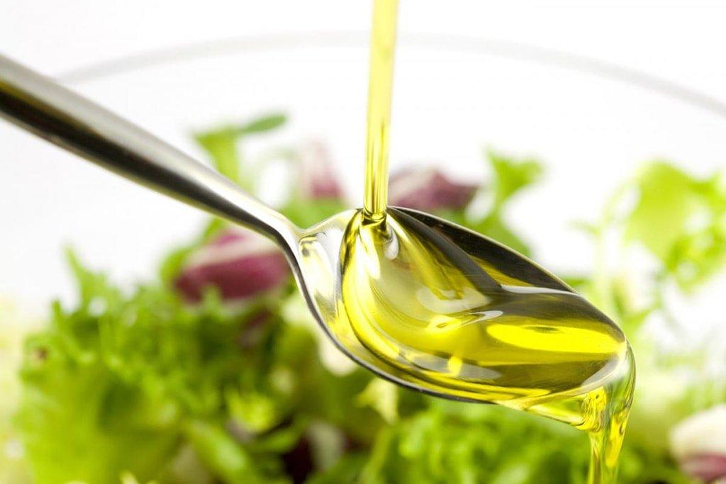 Оливковое масло для греческого салата
