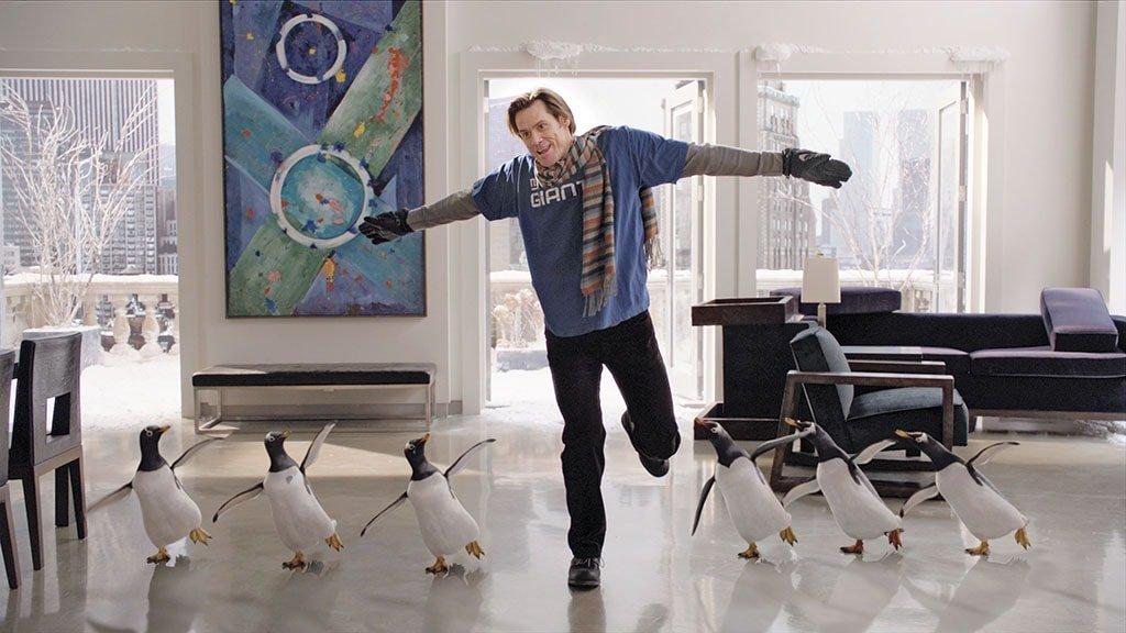 джим пингвины мистера поппера