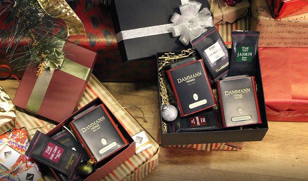 Подарочный набор кофе или чая