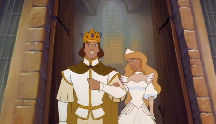 Принцесса Лебедь 3 Тайна заколдованного королевства