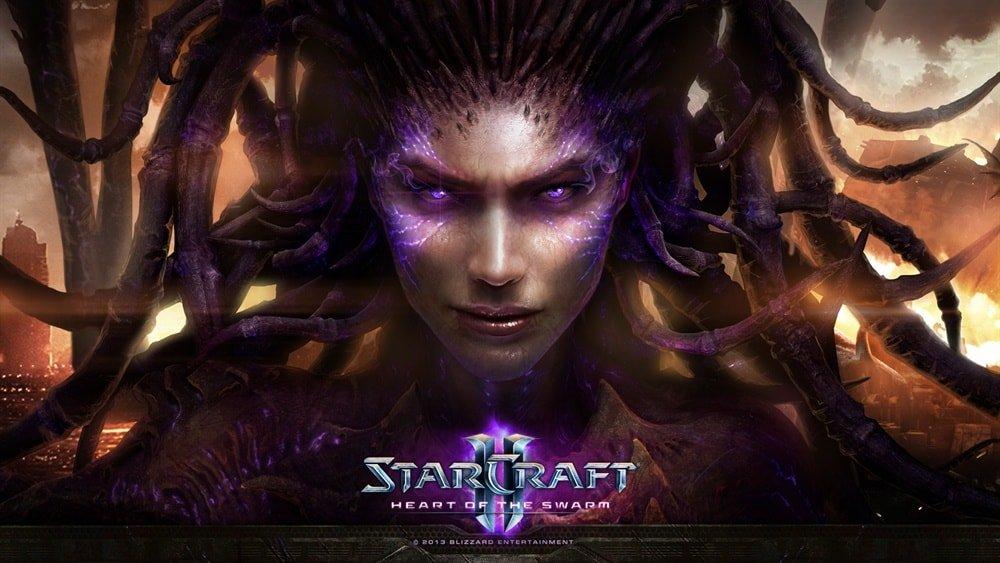 Рейдеры Рейнора 2. StarCraft 2