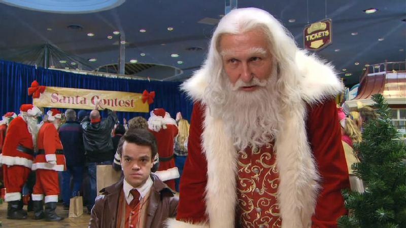 Рождественские приключения семейства Фоксов