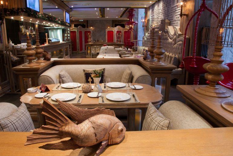Самый лучший рыбный ресторан в москве