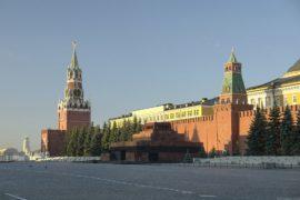 Сенатская башня Московского Кремля
