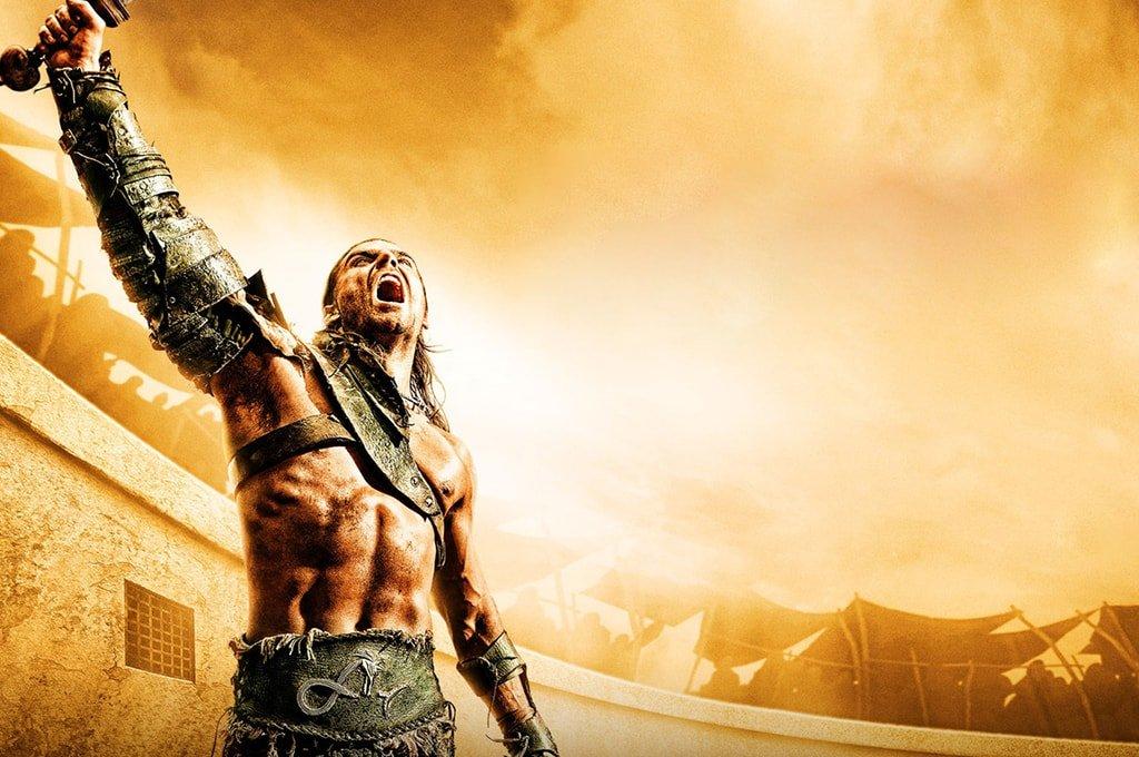 Спартак Боги арены