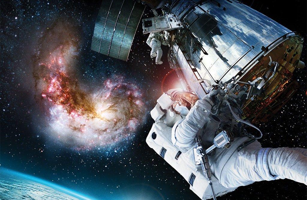 Телескоп Хаббл 3D
