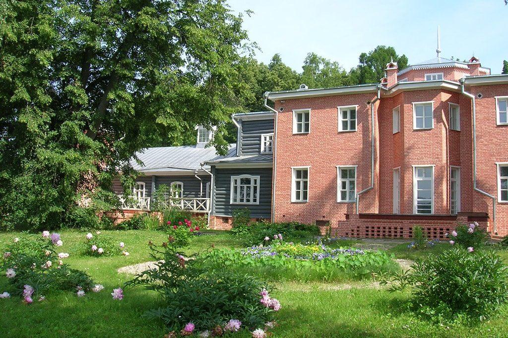 Усадьба Мураново – литературный музей-заповедник