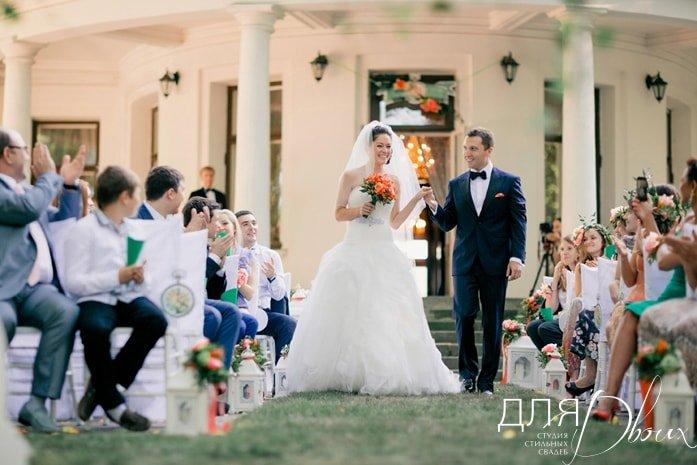 Свадьба. Источник: студия стильных свадеб для двоих