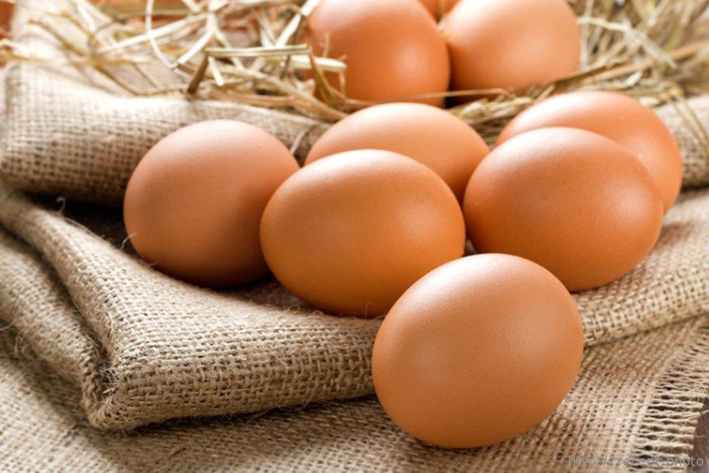 Яйца для салата Мимоза