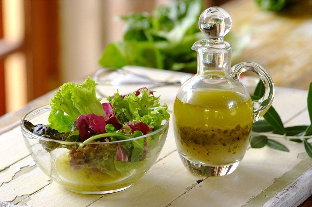 Заправка для греческого салата – рецепт и тайны шефа