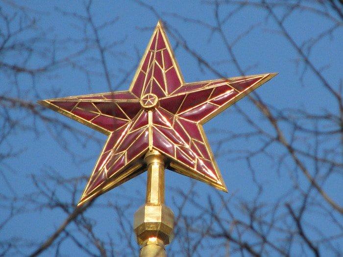 Звезда башни