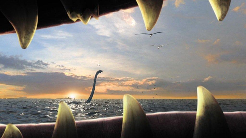 морские динозавры 3d путешествие в доисторический мир
