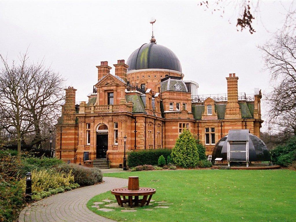 Королевская обсерватория Гринвич