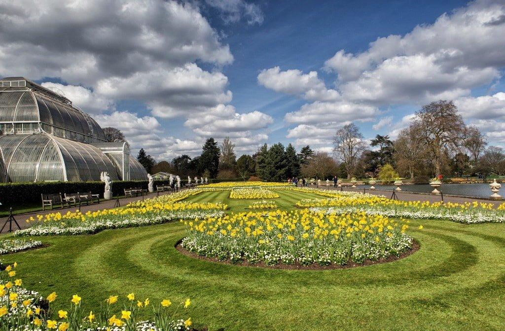 Королевский ботанический сад Кью Гарденс