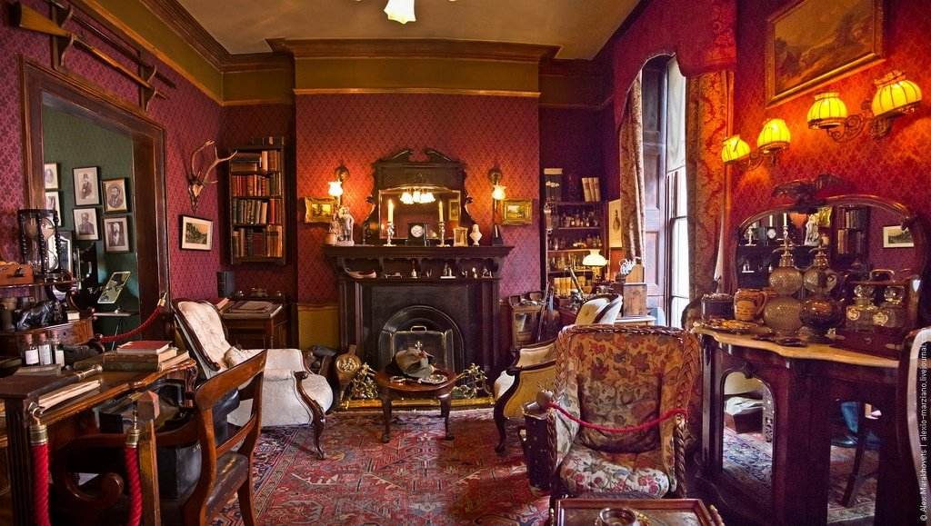 Музей Шерлок Холмса