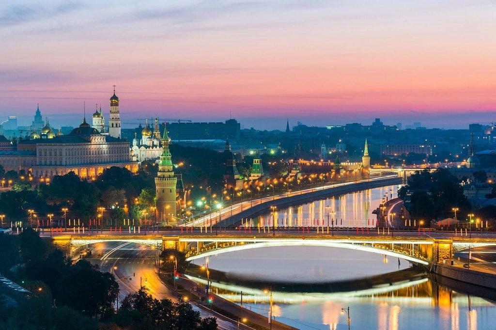 Достопримечательности Москвы – ТОП 40 главных мест столицы!