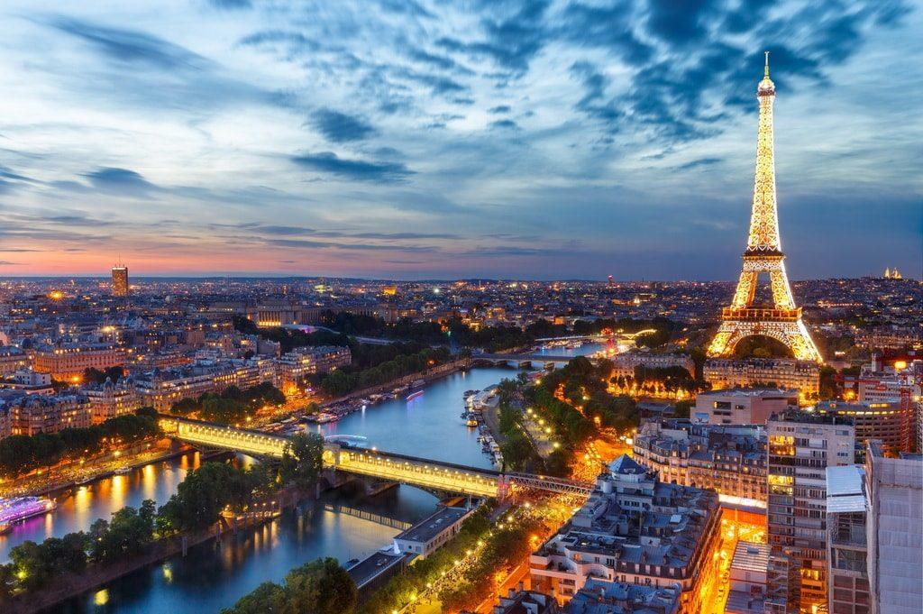 Достопримечательности Парижа. ТОП 40 потрясающих мест столицы Франции