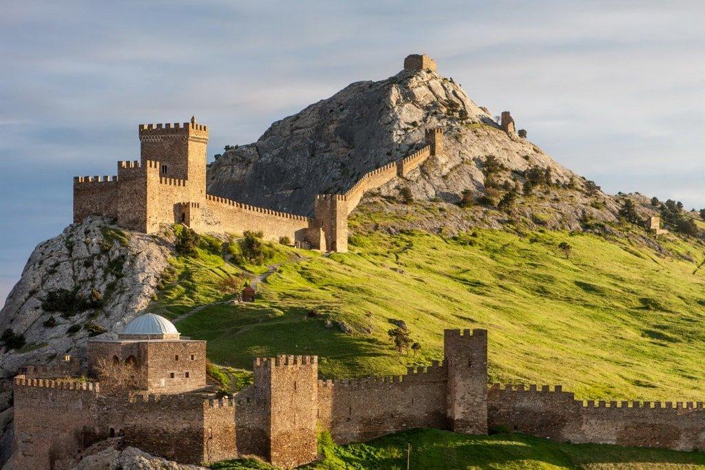 Генуэзские крепости